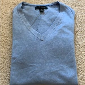 Banana Republic men's L large  luxury sweater